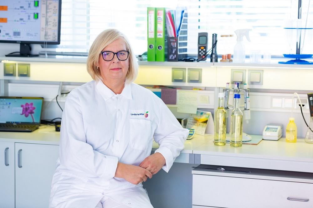 Linda Nektar production of ferments