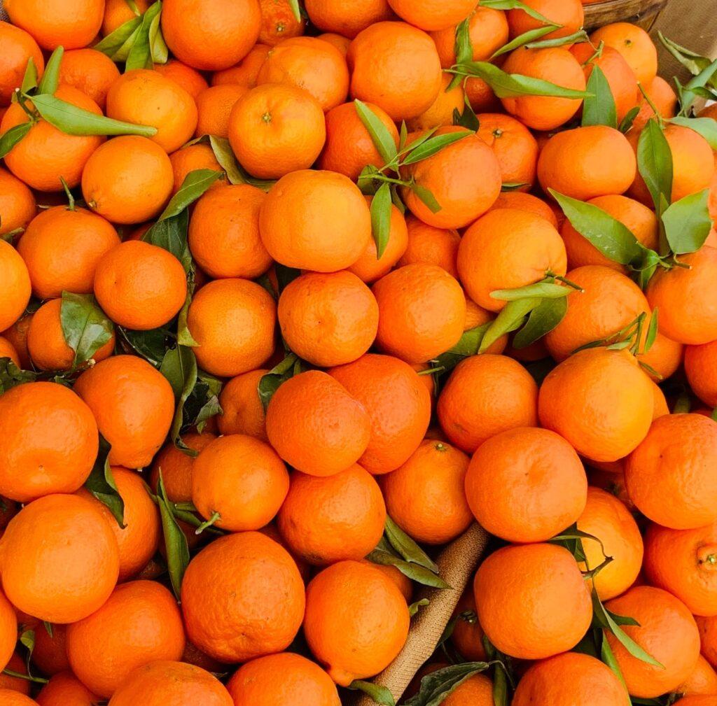 Orange ferment for beverages