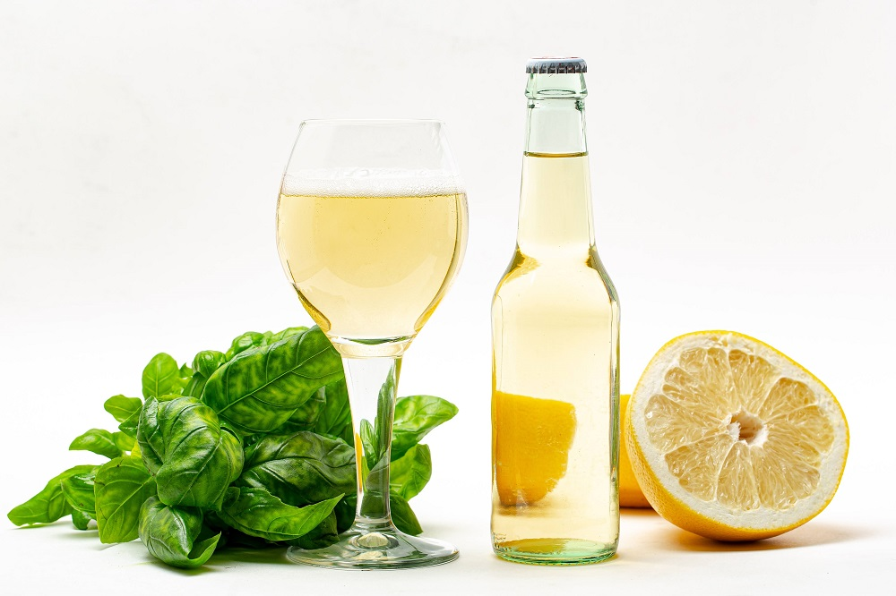 Innovative citrus bases Linda Nektar